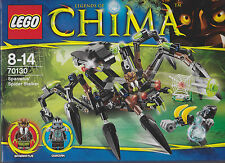 LEGO CHIMA 70130 SPARRATUS SPIDER STALKER New Nib Sealed Gorzan Sparratus