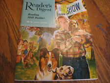 Reader's Digest Reading Skill Builder Part 3 Elementary Education 1960 128 pages