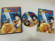DRAGON BALL Z THE SAGA OF SAIYANS DVD VOLUME 6 CHAPTERS 21-24 SPANISH JAPANESE