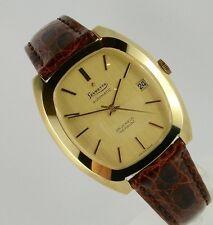 LEVRETTE (Paul Picot) Automatic Over Size - Intovabile Orologio Vintage Oro 750!