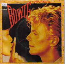 David Bowie-China Girl Vinyl single