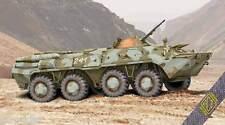 BLINDE SOVIETIQUE 8x8 BTR-80  - KIT ACE PRODUCTION 1/72 n° 72171