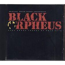 Black Orpheus Orfeo Negro - BOLA SETE CD OST 1989 COME NUOVO UNPLAYED