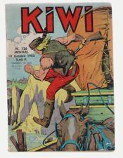 KIWI  PETIT FORMAT N°126  OCTOBRE 1965  EDITIONS LUG