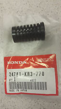 NEW OEM HONDA SHIFTER LEVER RUBBER HAWK NT 650 GB 500 PC 800 PACIFIC COAST BIKE