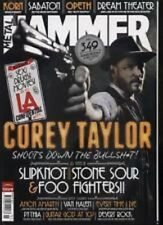 METAL HAMMER MAGAZINE - COREY TAYLOR COVER - MARCH 2012