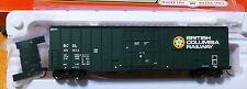 Atlas HO #20002673 British Columbia Railway NSC 5277 PD Box Car Road #851011