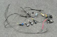 AUDI A4 8W 4x PDC Kabel Kabelbaum & Heckklappenöffnung 3AA962243 / 8W0971104 G