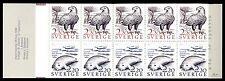 SWEDEN - SVEZIA - Libretto - 1988 - Fauna delle acque costiere