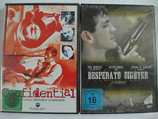 Sammlung - Desperato Fighter La Cucaracha - Confidential - Hitman, Detektiv