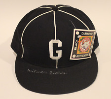 Wilmer Fields signed autographed Homestead Grays hat! RARE! Authentic!