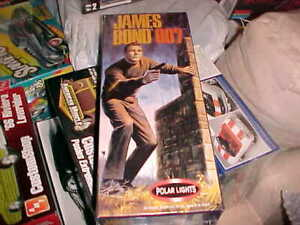 POLAR LIGHTS---JAMES BOND,,,,007----LAST ONE