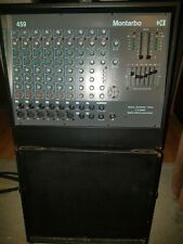 Montarbo 459 Power Mixer Top Zustand!