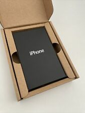 More details for old stock apple iphone 1st generation 2g 4gb - 8gb - 16gb applecare box - rare