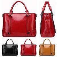 Fashion Women Handbag Shoulder Bag Leather Messenger Hobo Bag Satchel Tote Purse