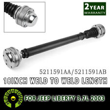 Front Drive Shaft For 2002-2003 Jeep Liberty 3.7L 4WD A/T Replacement 52111591AA