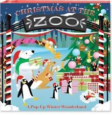 Christmas at the Zoo: A Pop-Up Winter Wonderland, Foster, Bruce, Good Book