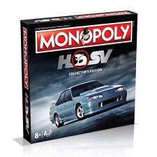 HSV Collector's Edition Monopoly Board Game
