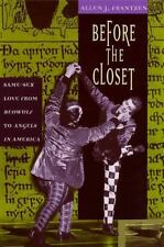 "Before the Closet: Same-Sex Love from ""Beowulf"" to ""Angels in America"" Frantzen"