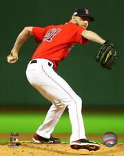 Chris Sale Boston Red Sox MLB unsigned 8x10 Photo