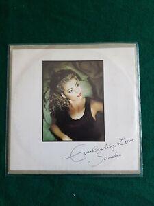 "SANDRA Everlasting love - Change your mind 45 giri 7"" ITALIA 1987"