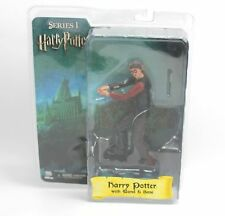 Harry Potter w/ Wand & Base Series 1 Action Figure NECA Reel Toys