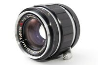 Rare!🌟N- Mint 🌟 Tokyo Kogaku Topcor-S 5cm F/2 L39 Leica Screw LTM Lens f Japan