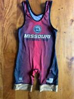 RARE men's Missouri national team wrestling singlet | small | free shipping