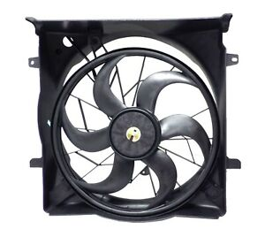 CF2012000 American Condenser Radiator Cooling Fan 2006-2007 Jeep Liberty 3.7L V6