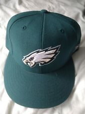 Philadelphia Eagles Reebok Fitted Cap 7 5/8