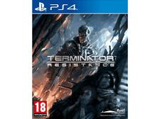 Videojuego físico para PS4  - Terminator Resistance