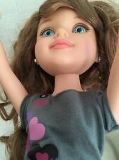 """MGA Entertainment Best Friends Club 18"""" Doll Jointed 2009 BFC Blue Eyed Outfit"""