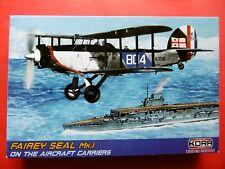 Kora 1/72  FAIREY Seal  Mk.I  --- NEW