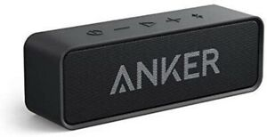Anker Soundcore Bluetooth BLACK Speaker 24-Hour Playback time NO DEFECTS