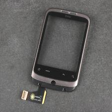 HTC WILDFIRE / G8 - Touchscreen Display Digitizer Glas + Rahmen / ORIGINAL