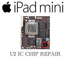 iPad Mini 1 2 USB Not Charging U2  IC Chip Repair Service