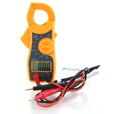 ZH87 Mini Clamp Type 1999 LCD Digital Multimeter AC/DC Voltage AC Amp Meter ZHC