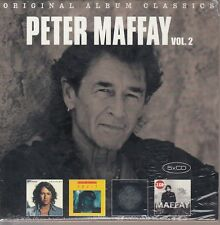 Peter Maffay / Original Album Classics Volume 2  (5 CDs,OVP)