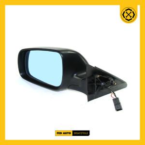 Außenspiegel Elektrisch RS0225401 Audi A4 / Avant (B5) Spiegel links Schwarz