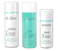 Proactive Set of 3 Step Acne Treatment 60 Day Set