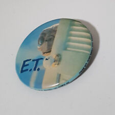 80S 90S ET EXTRA TERRESTRIAL MOVIE PROMOTIONAL BADGE ABOUT 5.5CM!