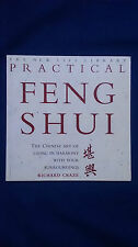 Practical Feng Shui - Richard Craze SOFT COVER Chinese Art of Living in Harmony