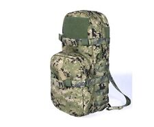 FLYYE MOLLE MBSS Hydration Backpack Water Pouch – AOR2 Navy Seal Woodland Camo