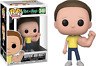 Rick and Morty #340 - Sentient Arm Morty - Funko Pop! Animation (Brand New)