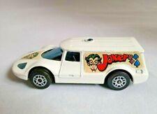 Corgi Made in Britain 1979 DC Comics Joker Ambulance