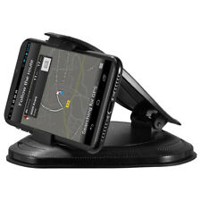 """DASHBOARD CAR MOUNT HOLDER FOR 3"""" - 7"""" DEVICES WITH ADHESIVE SILICONE FOR IPHONE"""