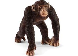 Schleich Wildlife Model - 14817 Chimpanzee Male