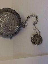 Denarius Of Otho Roman Coin WC20 Tea Ball Mesh Infuser Stainless Steel Strainer