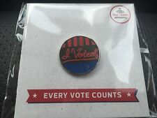 """Pintrill x Foot Locker """"I Voted"""" Pin NEW LIMITED 2016 Election"""