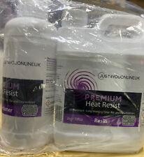 More details for premium heat resist resin 2kg & 1kg hardner